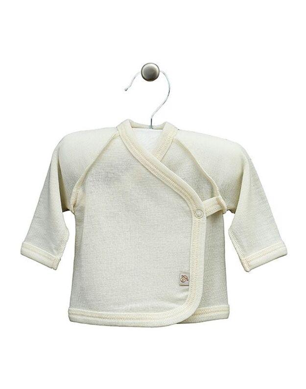 LORITA marškinėliai ankstukams, merino vilna, art. 1404