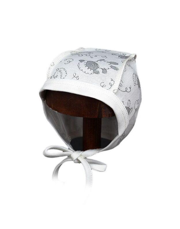 LORITA kepurė išvirkščiomis siūlėmis, medvilnė, art. 154AV
