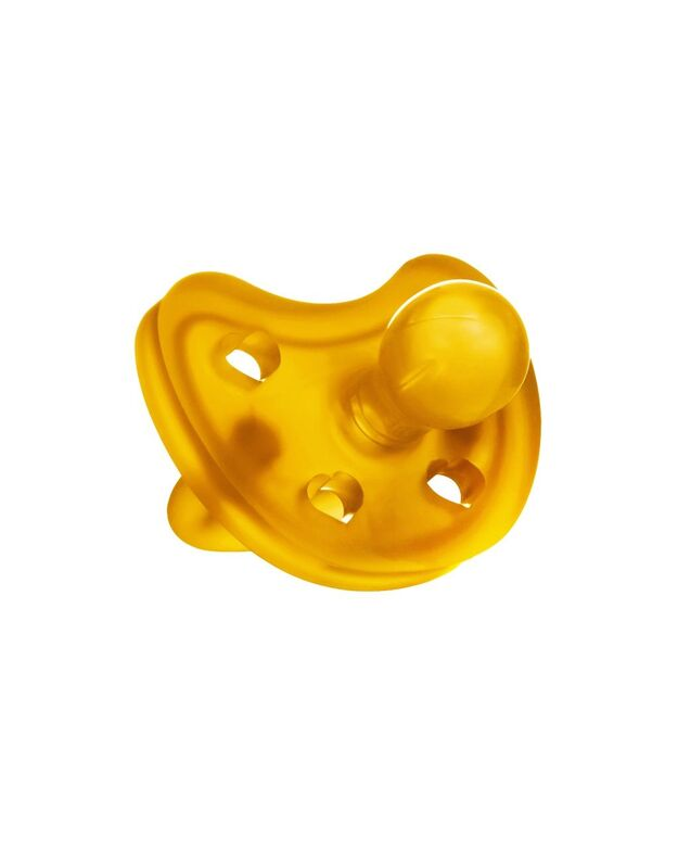 ECO VIKING natūralaus kaučiuko čiulptukas, apvalus, EV2