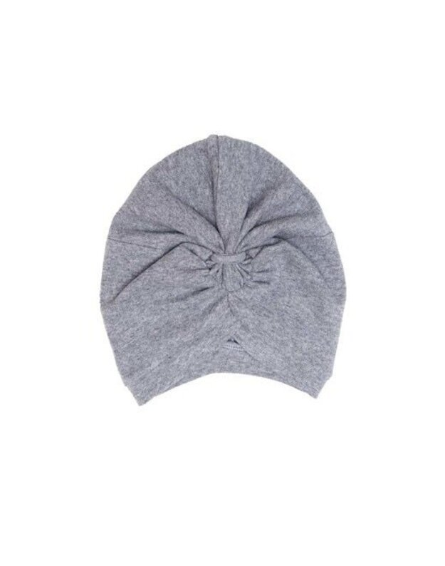 WOOLY ORGANIC ekologiškos medvilnės kepurė - turbanas, art. R-16P