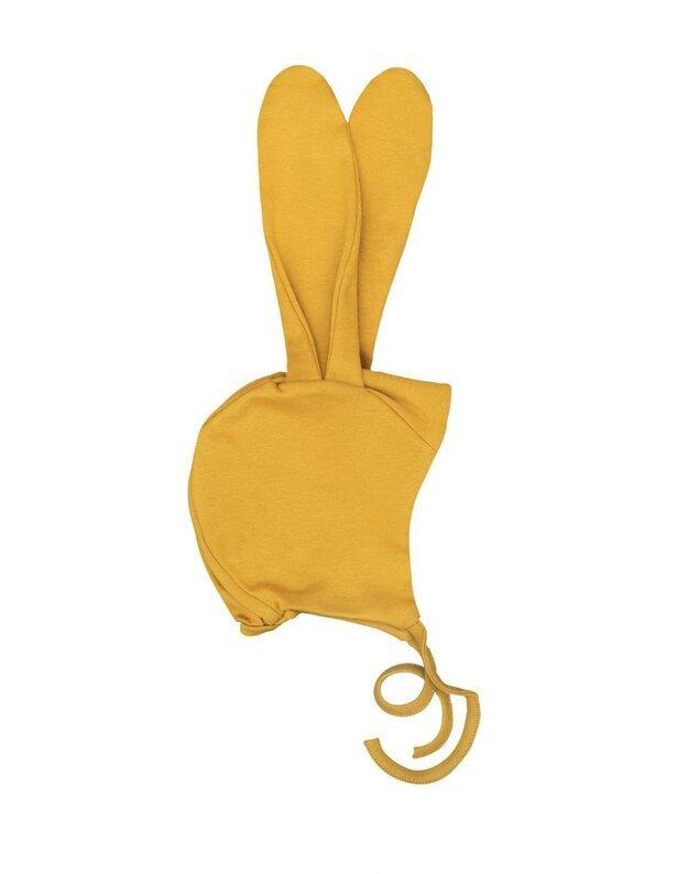 "WOOLY ORGANIC ekologiškos medvilnės kepurė ""Bunny"", art. R-44"