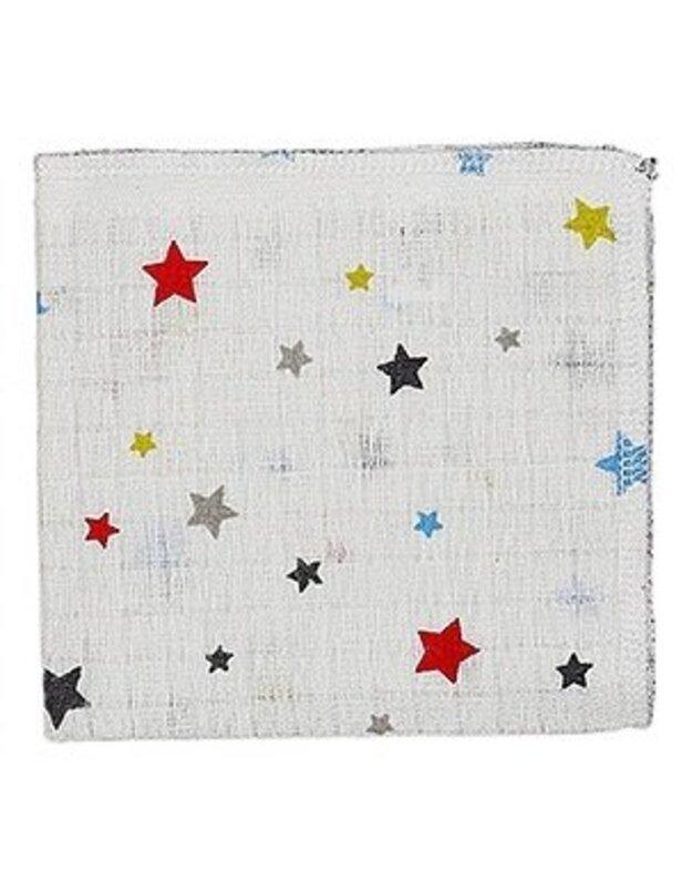 "LORITA pašluostukas - merliukas ""Estrella"", 27 x 27 cm, art. 1563"